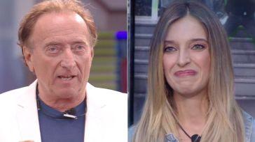 Amedeo Goria si scusa con le donne al Grande Fratello Vip dopo l'intervento a sorpresa della figlia Guenda
