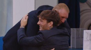 """Manuel Bortuzzo e papà Franco insieme al Grande Fratello Vip, la sorpresa speciale al ragazzo: """"Sei un esempio per tutti"""""""
