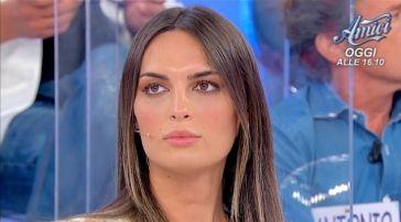 Uomini e Donne anticipazioni 20 ottobre: la tronista Andrea Nicole Conte ancora in esterna con Ciprian?