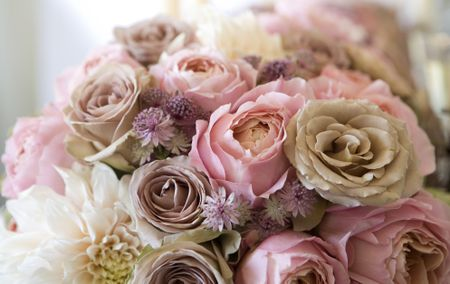 Vintage Wedding Flowers   Ideas and Suggestions Vintage Flowers  Julie Toy The Image Bank Getty Images