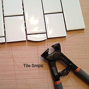 How to Cut Ceramic Tile With a Hand Tile Nipper Cutting Ceramic Tile with a Hand Tile Snipper