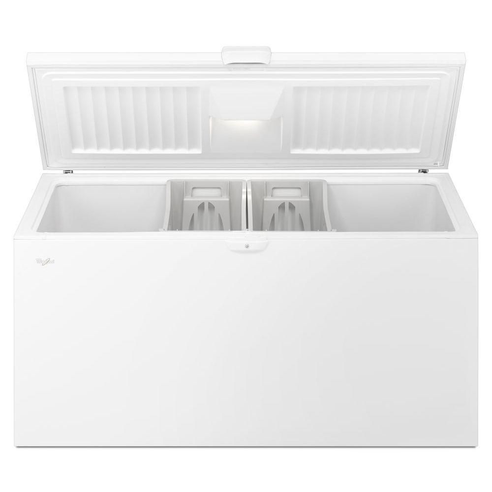 Chest Feet Depot 5 Freezer Home Cubic