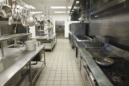 Commercial Kitchen Flooring Options