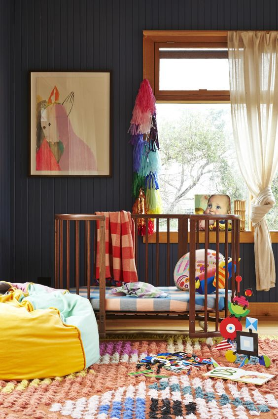 Colors Girls Best Room