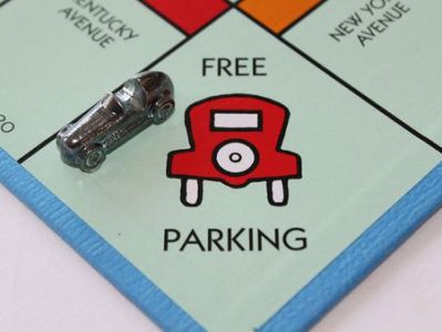 How Much Do I Win for Landing on Free Parking in Monopoly