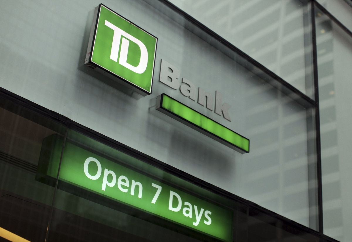 Td Bank Online Personal