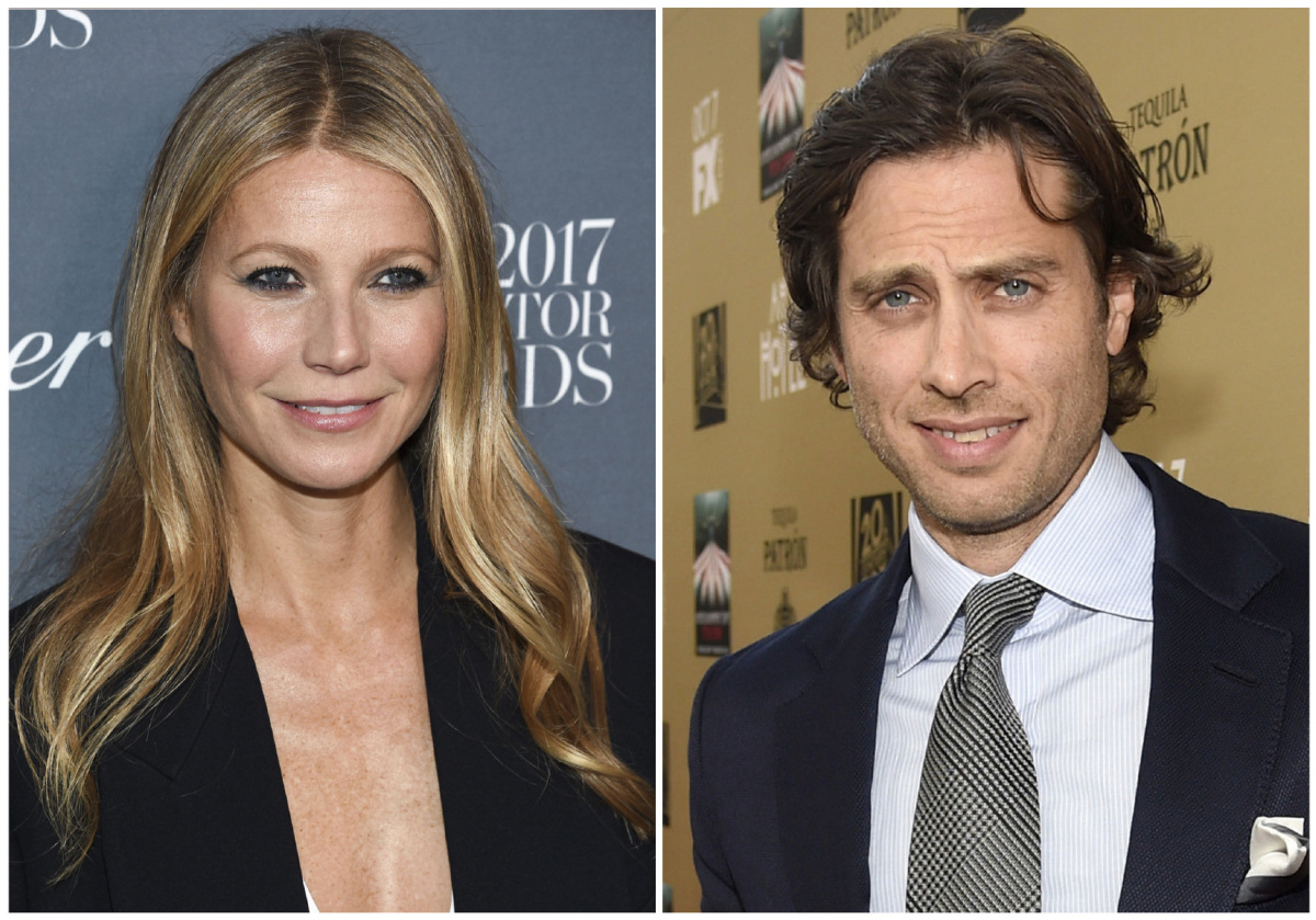 Gwyneth Paltrow announces engagement to TV writer-producer ...