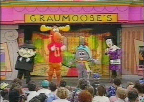 Bullwinkle Show Cast