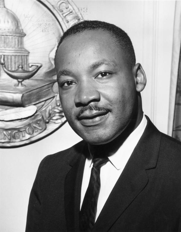 martin luther king # 5