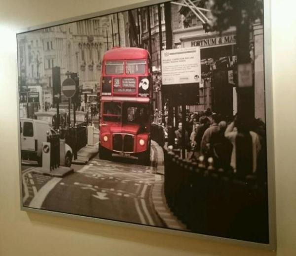 ikea pictures london bus # 11