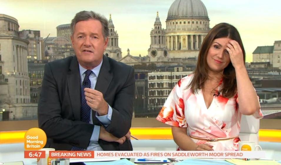 Chaka Khan Interview Piers Morgan