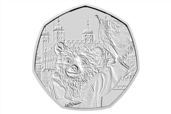 paddington bear 50p coins # 23