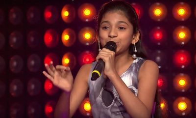 Saanvi Shetty, The Voice of India Kids, Singer, Music, Shaan