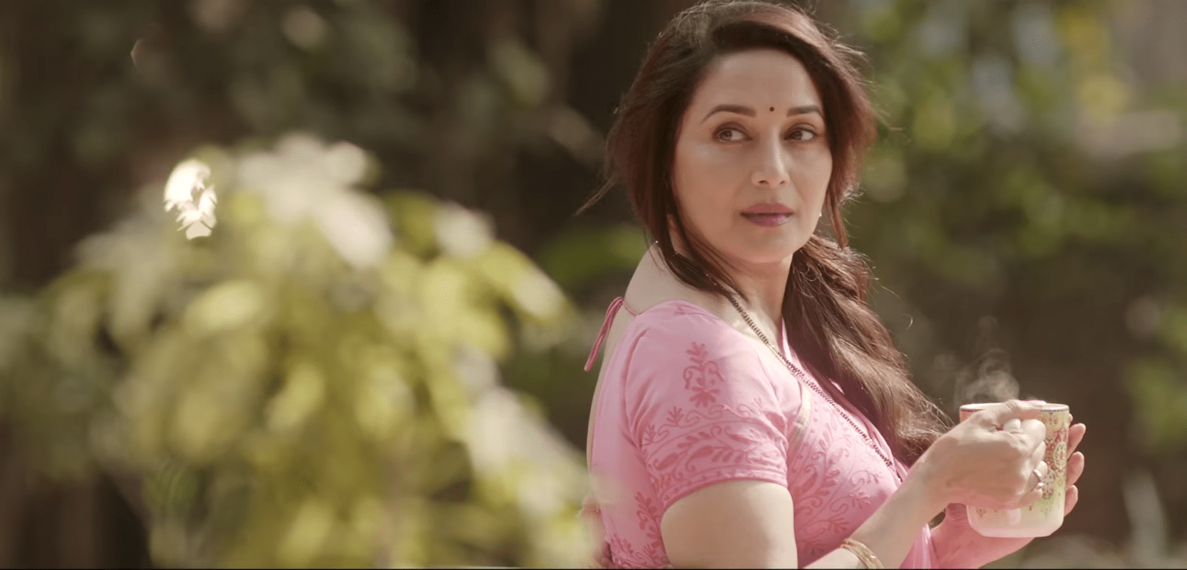 Bucket List, Madhuri Dixit, Maiden, Marathi Film