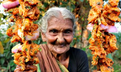 Andrakashari Mastanamma, India's Oldest YouTuber, Content Creator, Country Foods, Recipes