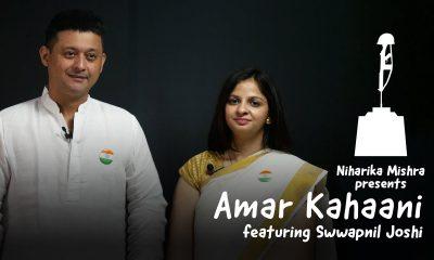 Amar Kahaani, Niharika Mishra, Swwapnil Joshi, Republic Day, Patriotism