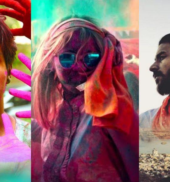 Holi, Rang Barse, Ashish Chanchalani, Divyansh Kacholia, Festival of Colours
