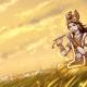 Krishna by Madhavi Tuli