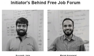 Initiators Behind Free Jobs Forum