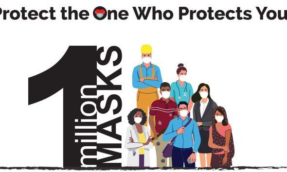 Mission 1 Million Masks