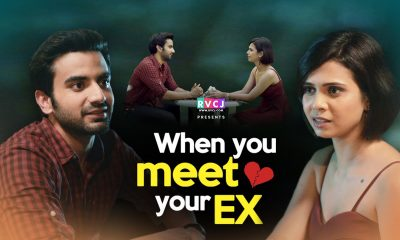 When you meet your ex, relationship, friendship rvcj