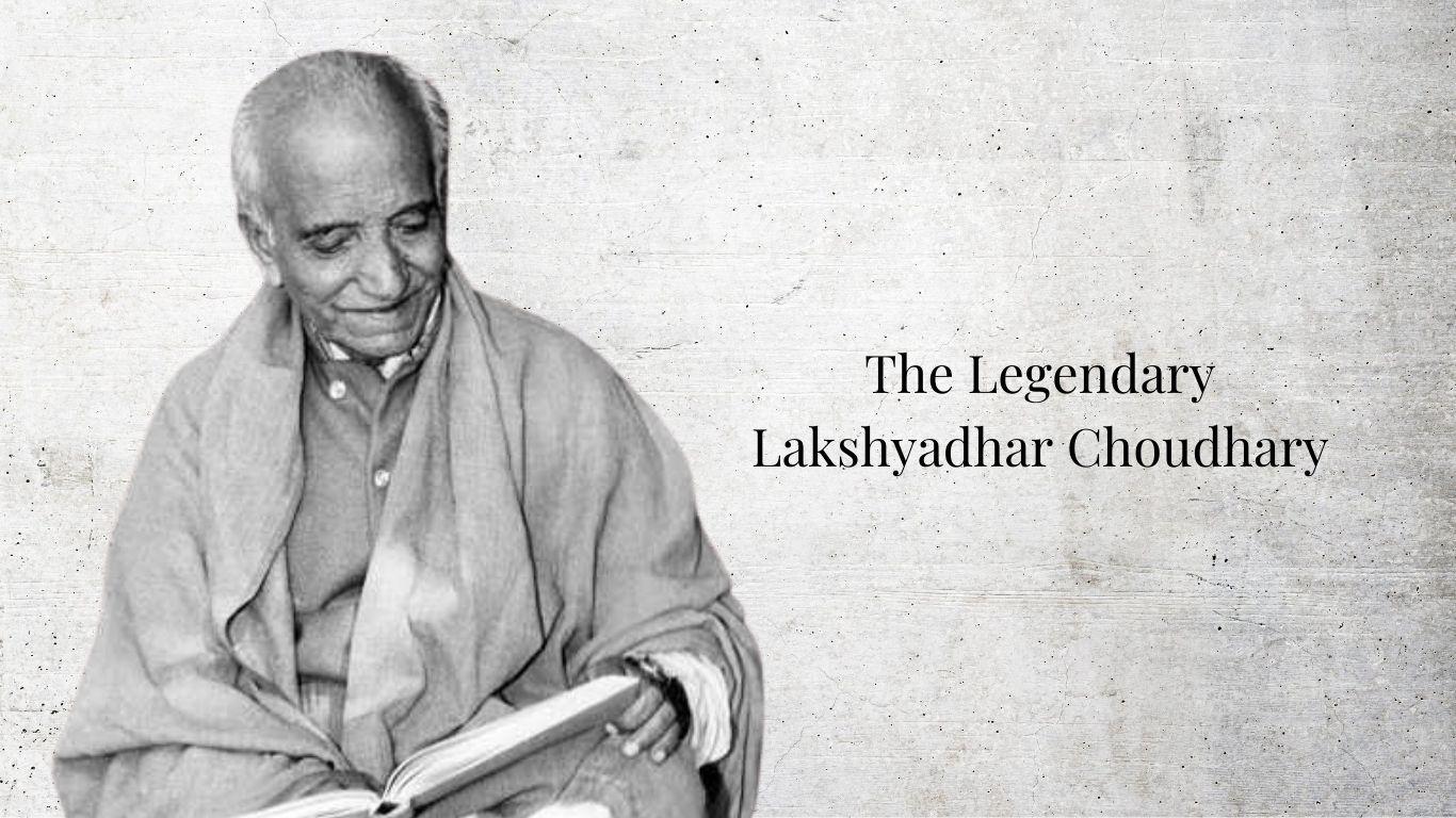 Lakshyadhar Choudhary