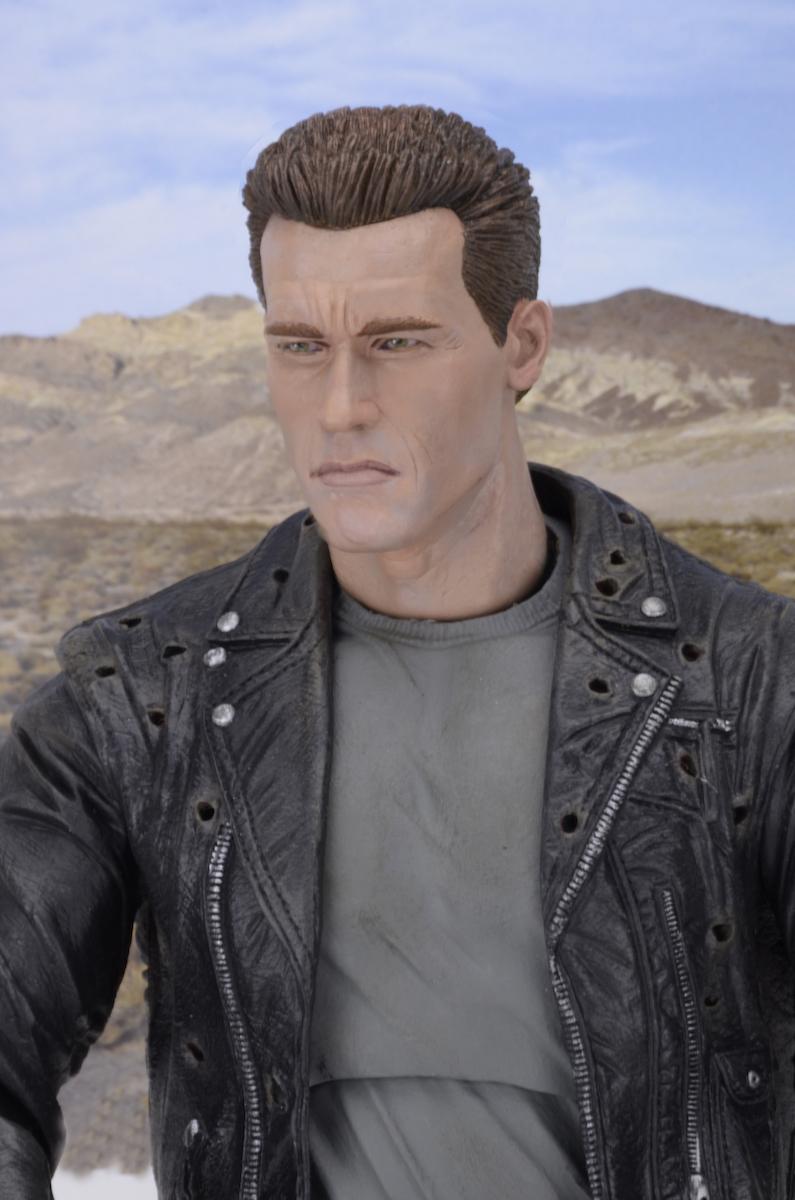 Terminator 2 Minigun Schwarzenegger Arnold