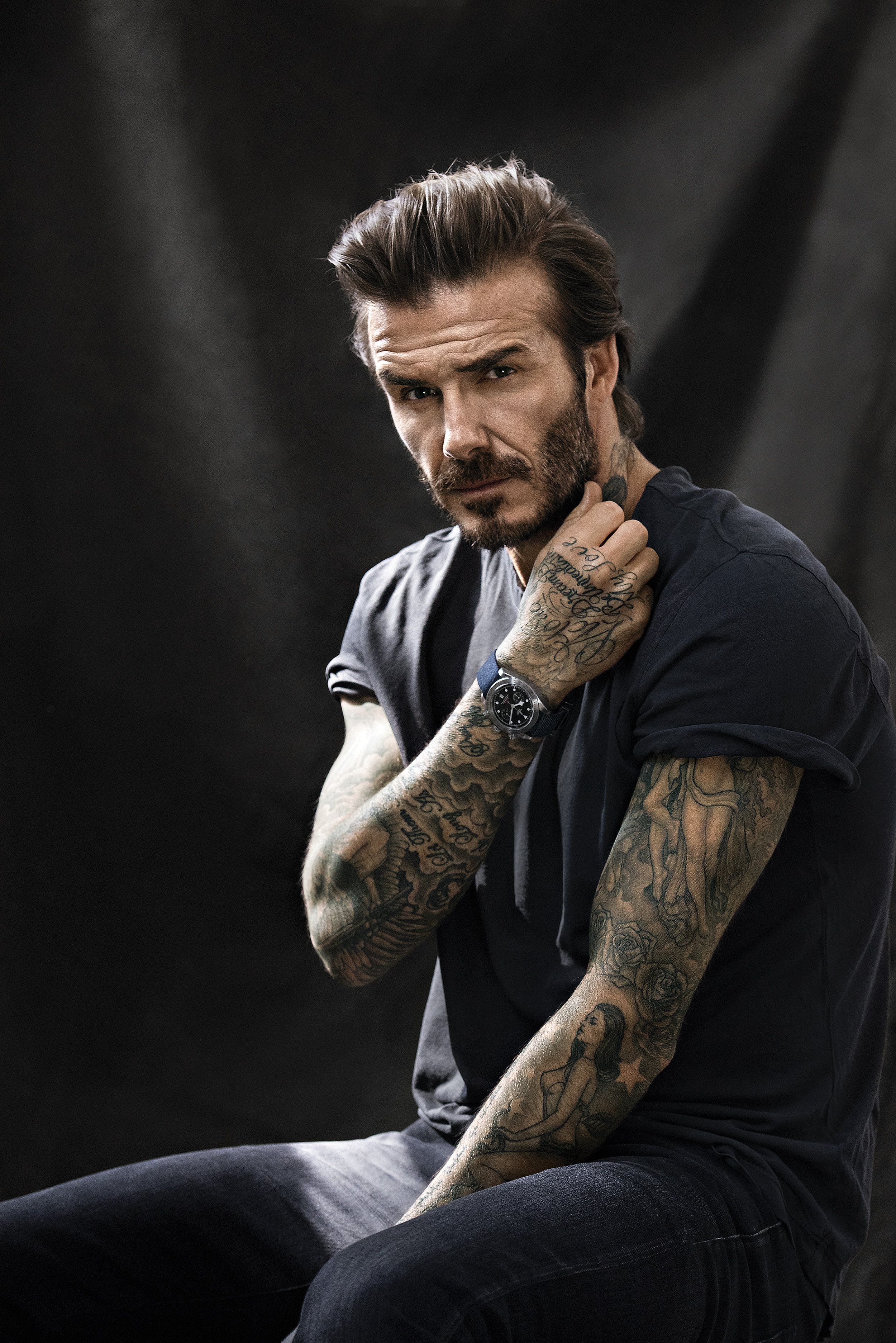 Men's style: David Beckham's favourite watch | The Times ...