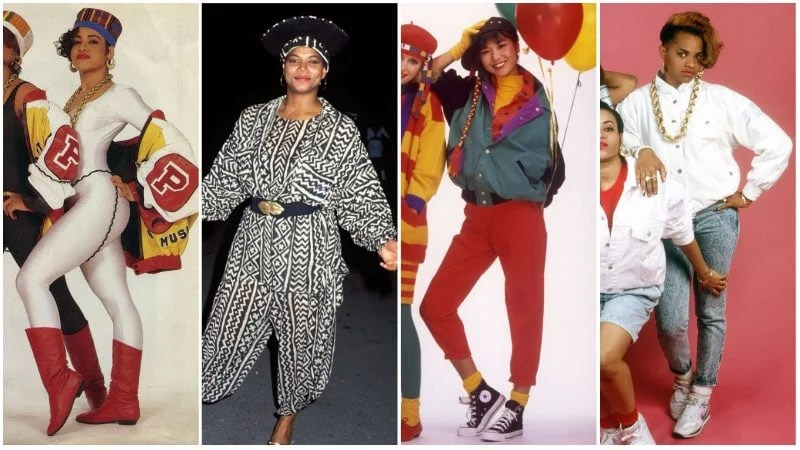 80 s Fashion  How to Get The 1980 s Style    The Trend Spotter 80s Hip Hop Fashion