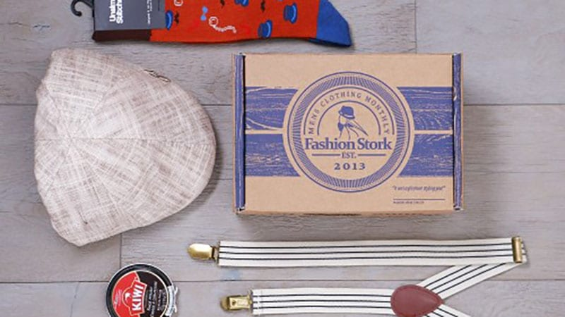 17 Best Subscription Boxes for Men   The Trend Spotter Fashion Stork subscription box