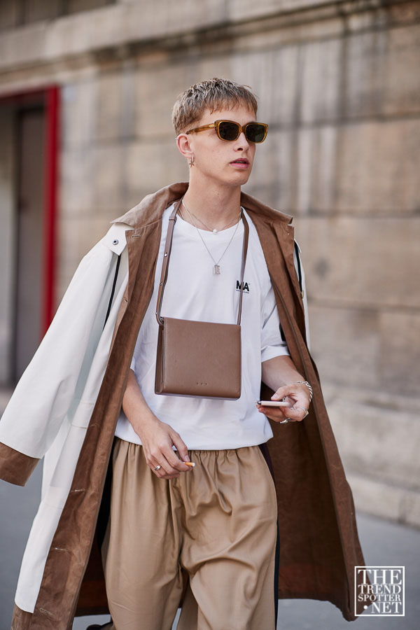 The Best Street Style From Paris Men S Fashion Week S S 2020