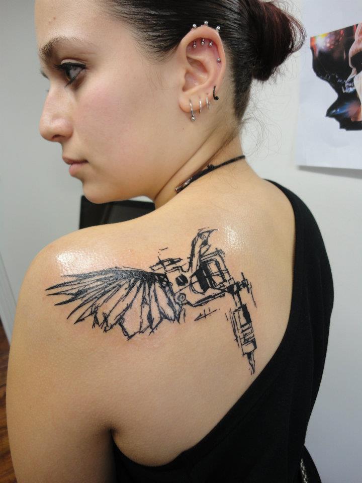 Polish Dan Tattoo Artist