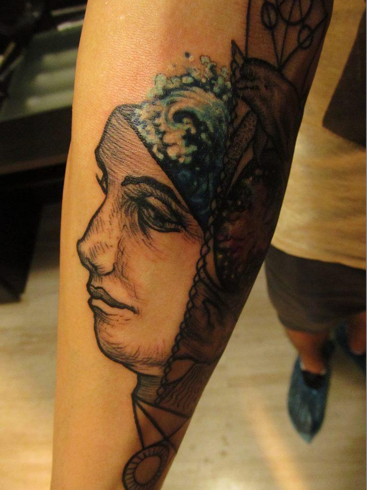 Nick Broslavskiy Tattoo Artist The Vandallist