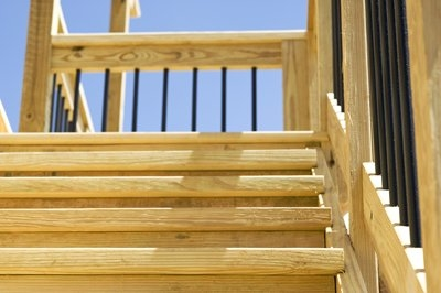 How To Build A Deck Stair Stringers And Steps Virtual Constructor | Building Deck Steps With Stringers | Landing | Stair Treads | Deck Railings | Outdoor | Pressure Treated