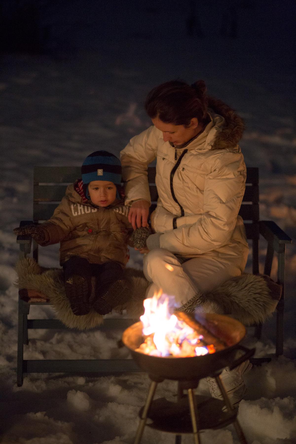 Finland Resort Watch Northern Lights