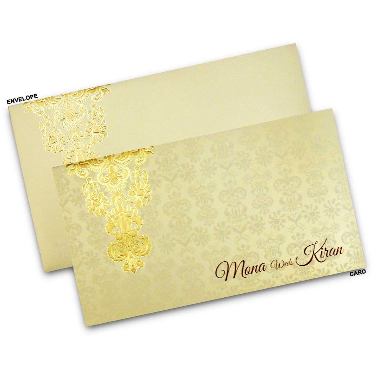 Indian Wedding Invitation Online Design