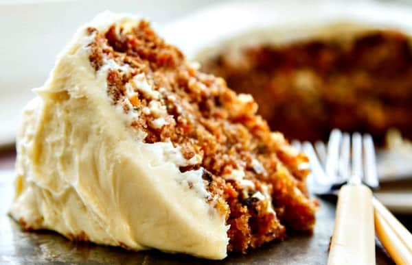 The Best Carrot Cake Recipe The Wicked Noodle