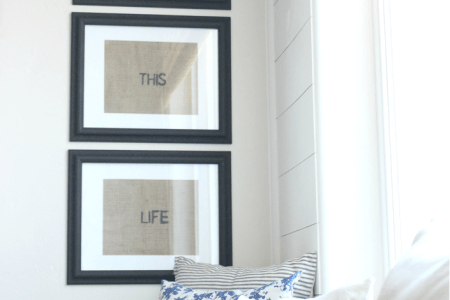 interior painting letters on burlap » Electronic Wallpaper ...