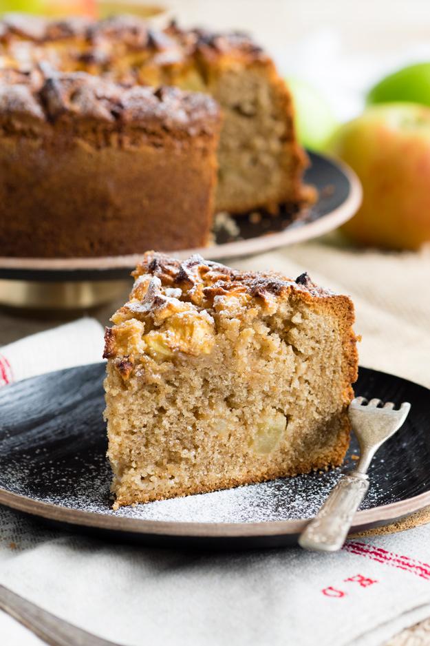 Dorset Apple Cake Easy To Make Fresh Apple Cake The