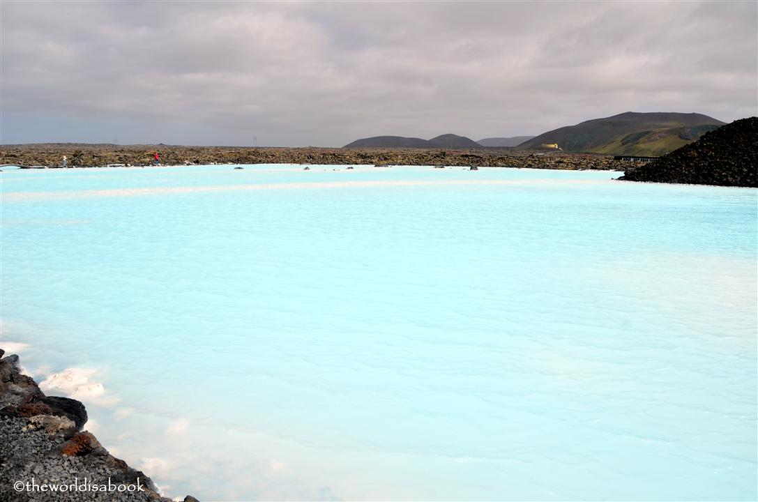 Iceland Blue lagoon trail