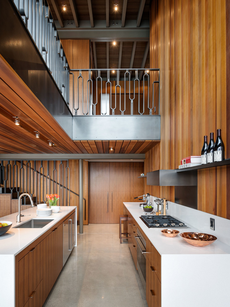 Small Layout Kitchen Design Ideas