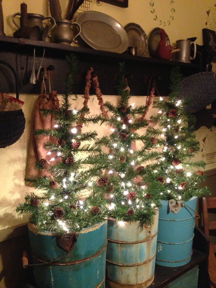 30 Best Country Christmas Decoration Ideas Primitive Country Christmas Decorating