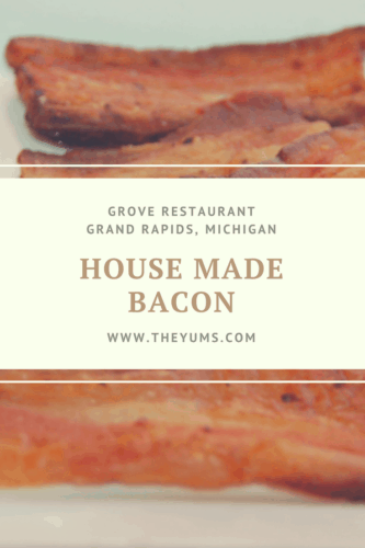 Grove Grand Rapids Menu