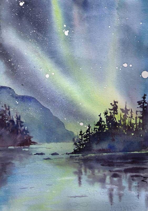 Northern Lights Gjeilo Ola