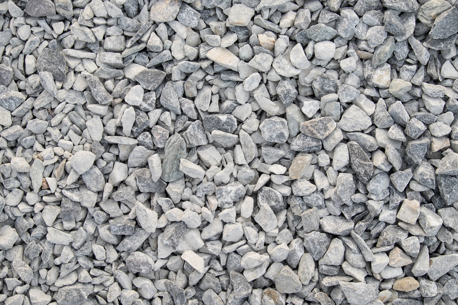 Gravel Pebbles Garden