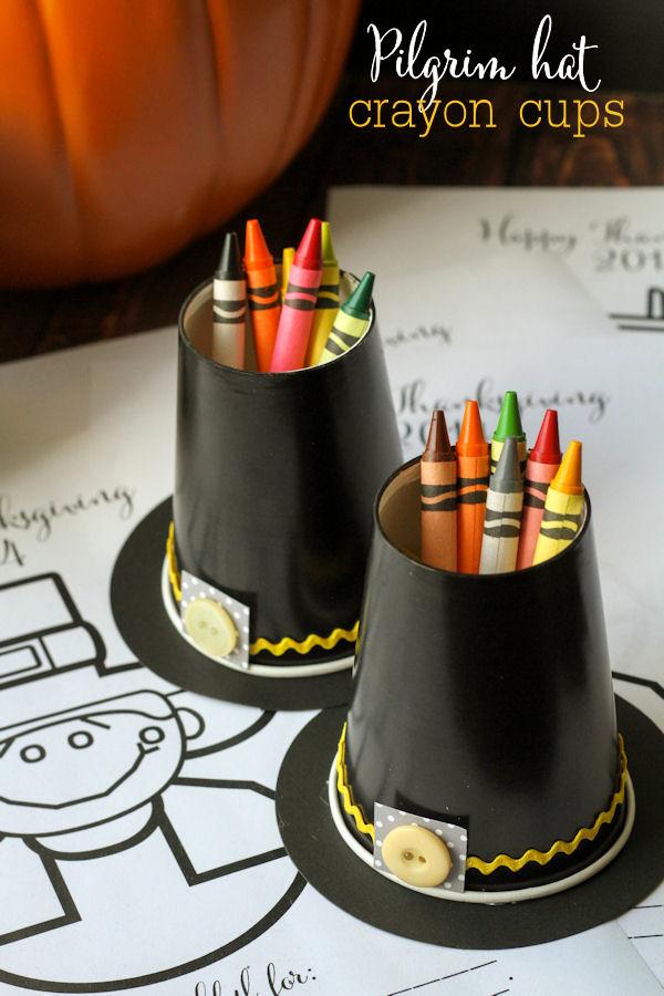 Thanksgiving Pilgrim Crafts Tgif This Grandma Is Fun