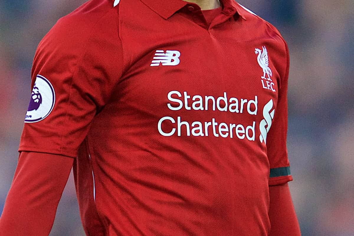 Liverpool Confirm Plans For New Kit Deal As Club Seek