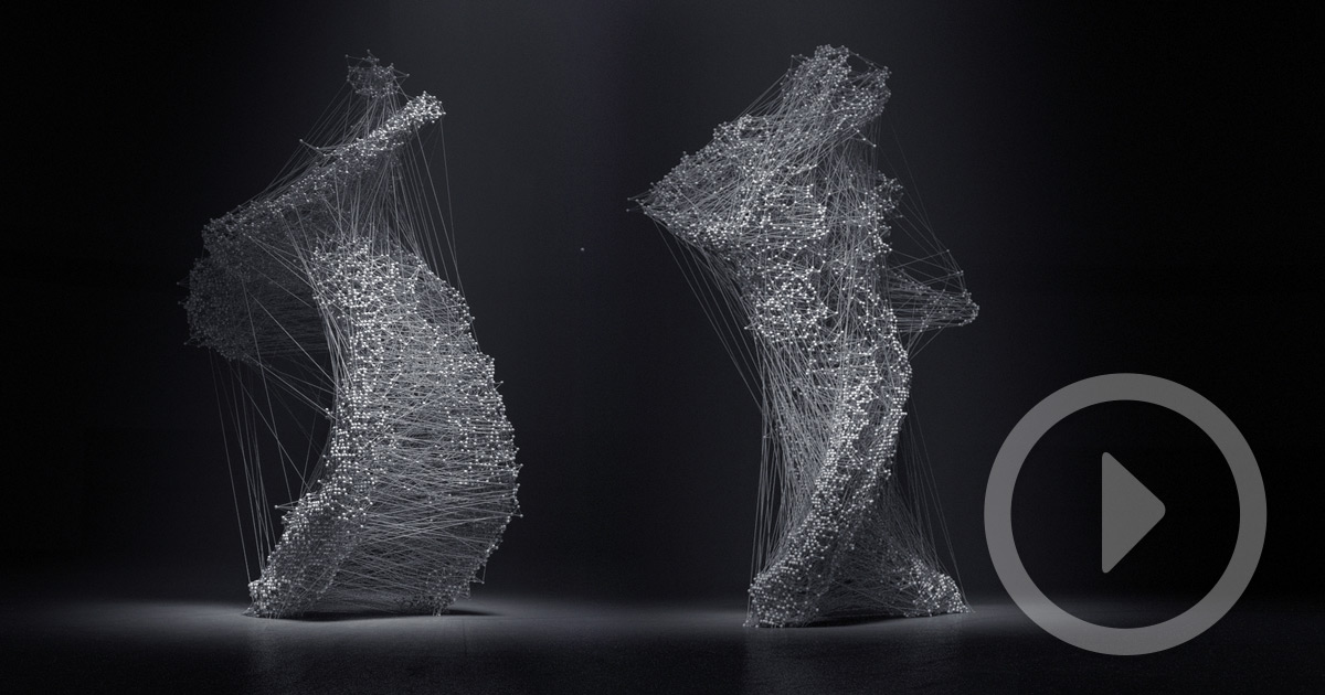 Asphyxia A Striking Fusion Of Dance And Motion Capture