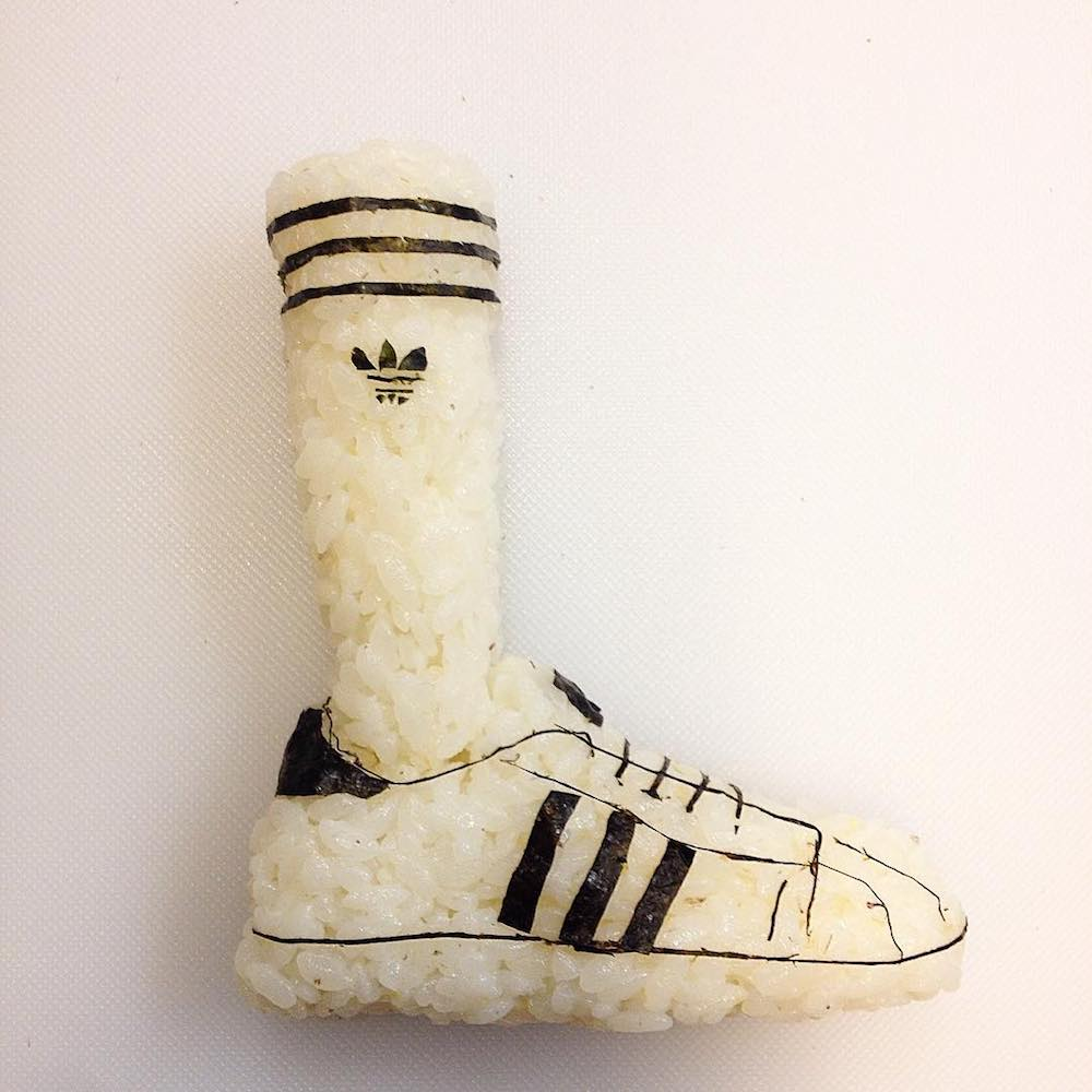 Shoe Shi Edible Sneakers That Combine An Artist S Love Of