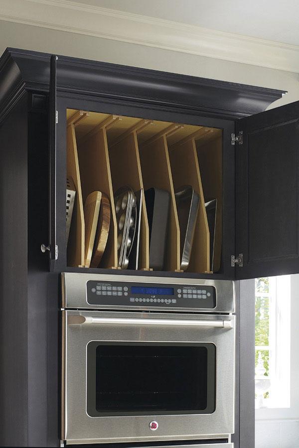 Thomasville Organization Oven Cabinet Tray Divider